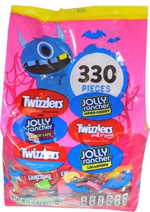 Hershey's Mini Sweets Assorted 330 Count Halloween