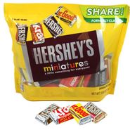 Hershey's Miniatures 10.4oz Bag