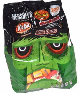 Hershey's Snack Size Assortment 200 Count (Monster Bag)
