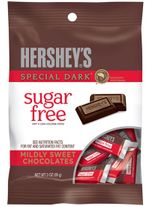 Hershey's Special Dark Bars Sugar Free 3oz Bag