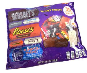 Hershey's Spooky Sweets Snack Size 30 Count