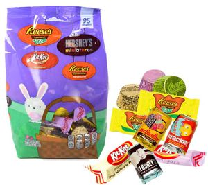 Hershey's Spring Easter Candy Mix 95 Count
