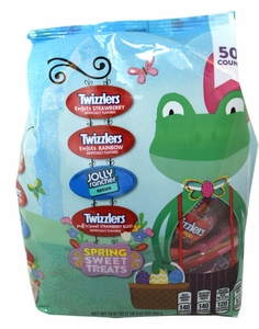 Hershey's Sweet Spring Candy Assortment 50 Count Bag