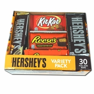 Hershey's Variety Candy Bars 30 Count