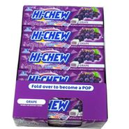 Hi-Chew Fruit Chews Grape 15 Count