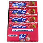 Hi-Chew Fruit Chews Strawberry 15 Count