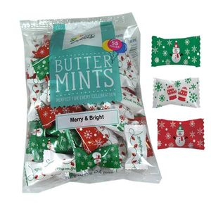 Butter Mints Merry & Bright 7oz Bag