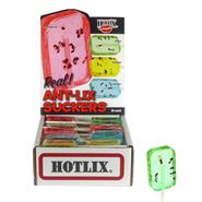 Hotlix Assorted Ant Lollipops 36 Count