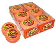 Hubba Bubba Bubble Tape Tangy Tropical 12 Count