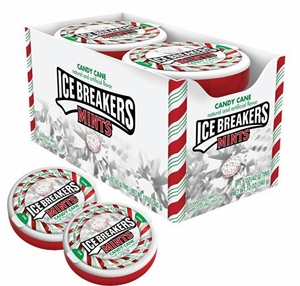 Ice Breaker Mints Candy Cane 8 Count