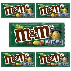 M&M's Mexican Jalapeno Peanut 24 Count