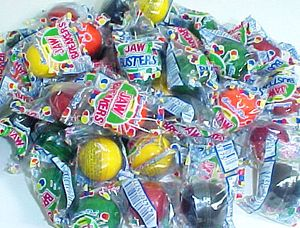 Jaw Breakers - Jaw Busters 210ct (3.75lbs)