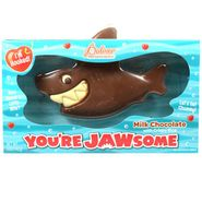 Jawsome Chocolate Shark 5oz
