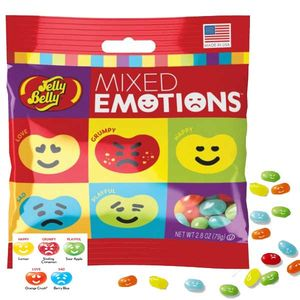 Jelly Belly Mixed Emotions Jelly Beans 2.8oz