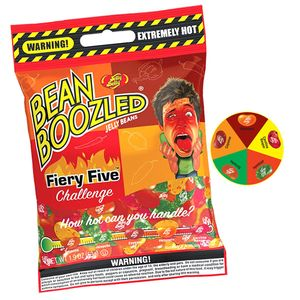 Jelly Belly Fiery Five Jelly Bean Boozled 1.9oz Refill Bag