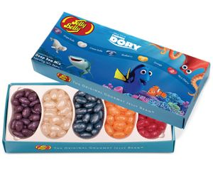 Jelly Belly Finding Dory 4.25oz Box Jelly Beans