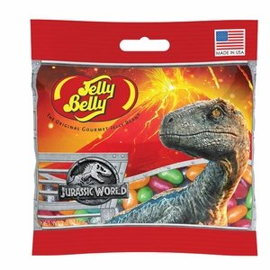 Jelly Belly Jurassic World 2.8oz Bag Jelly Beans