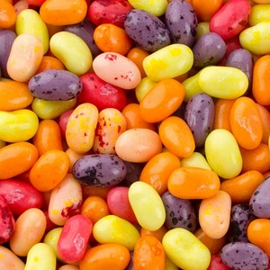 Jelly Belly Smoothie Mix Jelly Beans 10lb Bulk
