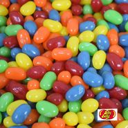 Jelly Belly Sour Assorted Jelly Beans 10lb Bulk