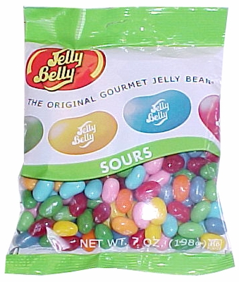 Jelly Belly Sours Flavors Say Absolutely Nothing About Your Personality, But Let's Pretend