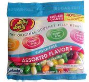 Jelly Belly Sugar Free Jelly Beans 2.8oz Bag