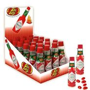 Jelly Belly Tabasco Bottles With Beans 24 Count