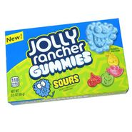 "Jolly Rancher ""SOUR"" Gummies 3.5oz Box"