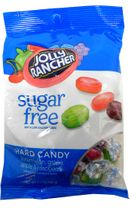 Jolly Rancher Sugar Free Assorted 3.6oz Bag