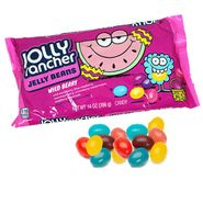 Jolly Rancher Wild Berry Jelly Beans 14oz Bag