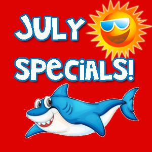 July Candy & Snack Specials