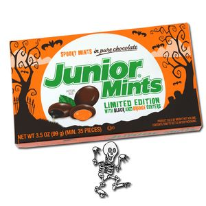 Junior Mints Halloween 3.5oz Box