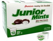 Junior Mints Hot Cocoa K Cups 12 Count