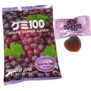 Kasugai Gummy Grape 3.77oz