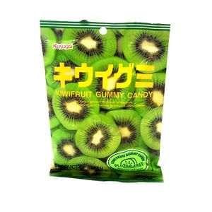 Kasugai Gummy Kiwi 3.77oz Bag