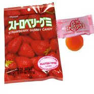 Kasugai Gummy Strawberry 3.77oz