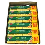 Keebler Club Cracker & Cheddar Big 12 Pack