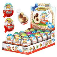 Kinder Joy Easter Eggs 15 Count