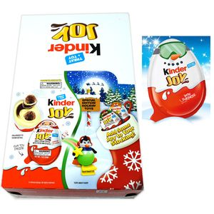 Kinder Joy Holiday Candy 15 Count