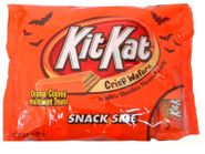 Kit Kat Halloween Orange Snack Size 21 Count