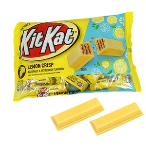 Kit Kat Lemon Crisp Miniatures 9oz Bag