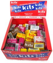 Kits Taffy 100ct