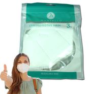 KN95 Disposable Face Masks 3 Pack