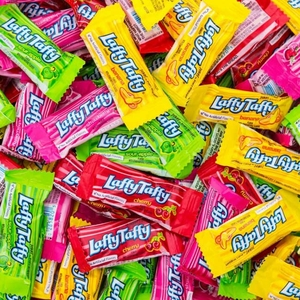Laffy Taffy Assorted 34lb Bulk (1700 Count)