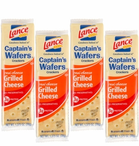 Lance Crackers Grilled Cheese 20 Count