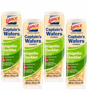 Lance Crackers Jalapeno 20 Count