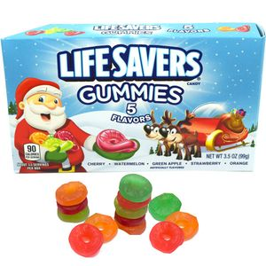Life Savers Gummies Christmas Treat 3.5oz