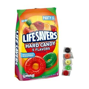 Lifesaver Five Flavor Bulk Singles (406 Count)