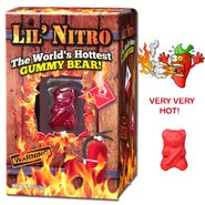 LiL' Nitro Gummy Bear (Very Hot!)