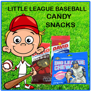 Little League Candy & Supplies