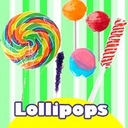 Candy Buffet Lollipops